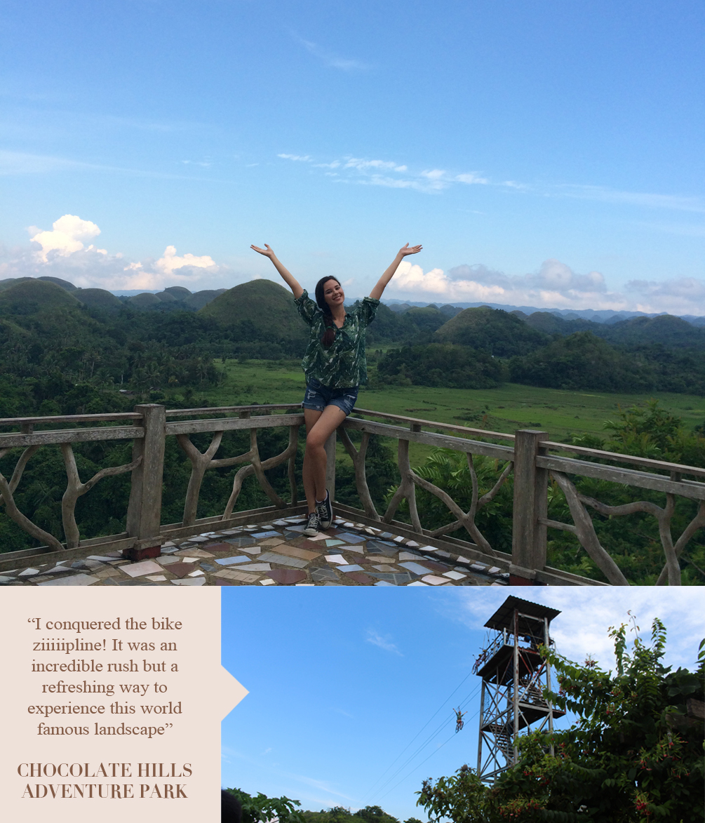 Bohol, Philippines | cat-elle.com Chocolate Hills, Places to Visit in Bohol Catriona Gray