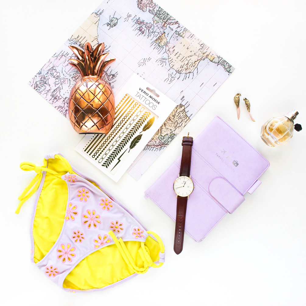 Packing for Hawaii | cat-elle.com What to pack to travel to Hawaii (in winter). By Catriona Gray
