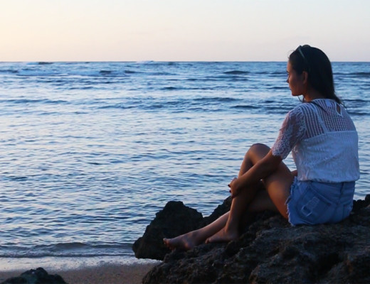 Haleiwa Beach Park, Northshore sunset | www.cat-elle.com | Catriona Gray