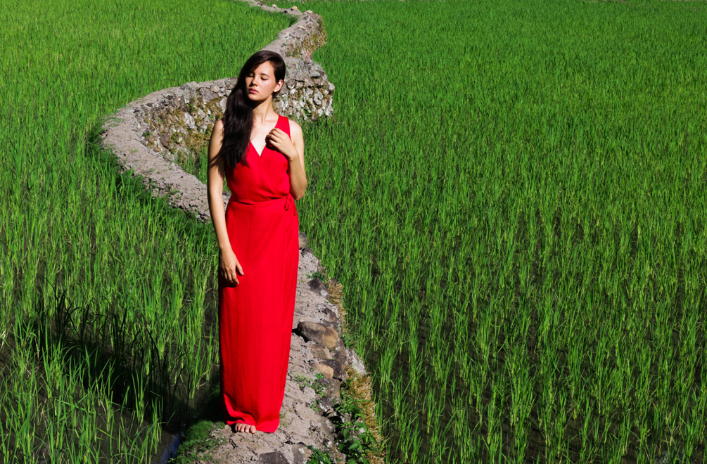 Batad Rice Terraces by Catriona Gray | cat-elle.com