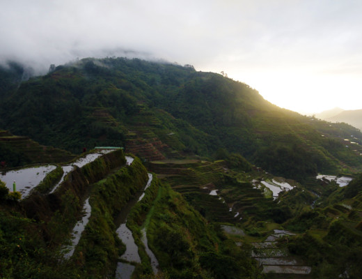 The Ifugao Rice Terraces, Heritage Site, Banaue, Luzon Philippines | cat-elle,.com by Catriona Gray