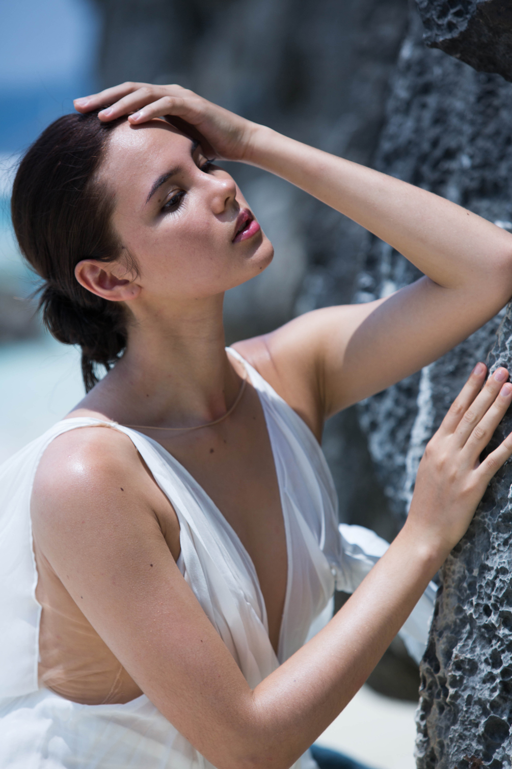 Cerulean, Editorial in Coron, Palawan Philippines Catriona Gray | cat-elle.com