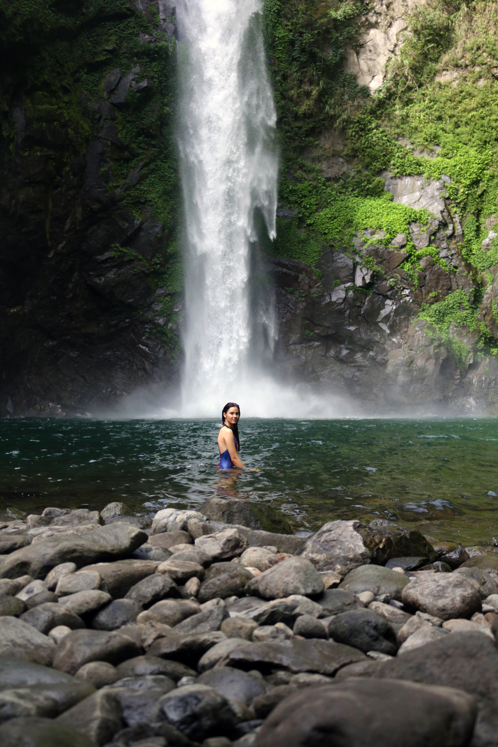 Tappiya Falls, Batad by Catriona Gray |cat-elle.com