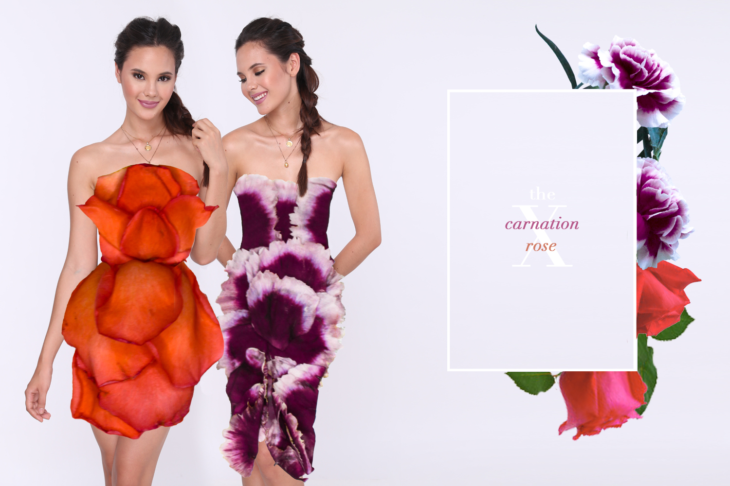 Bloom petal artwork editorial by Catriona Gray | cat'elle
